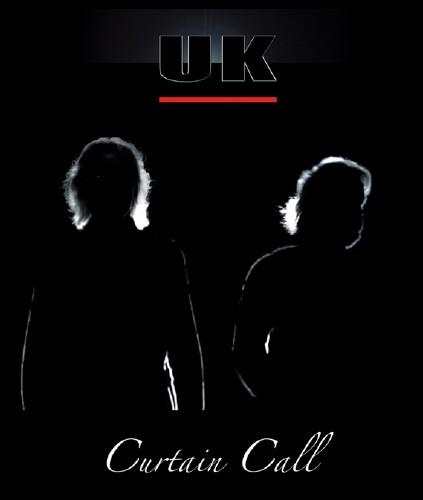 UK - Curtain Call (2015) Blu-ray