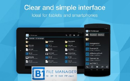 B1 File Manager and Archiver Pro v1.0.038 [Android]