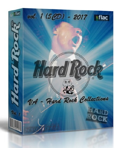 Hard Rock Collections vol. 1 (5CD) (2017) FLAC