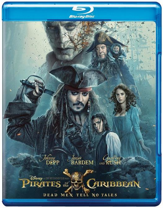 Pirates of the Caribbean Dead Men Tell No Tales (2017) BRRip XviD AC3-RARBG