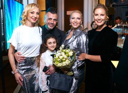 Кристина Орбакайте, Елена Летучая и другие на дне рождения Александра Сирадекиана