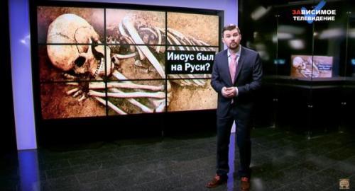 Вася Обломов и Юрий Дудь выпустили клип-пародию на российское телевидение