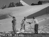 Снежный водевиль / Narren im Schnee (1938)