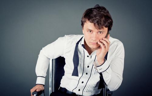 В Санкт-Петербурге задержали звезду Comedy Club Илью Соболева