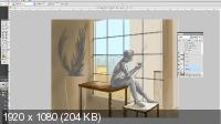 Основы цифрового рисования (2016) Видеокурс