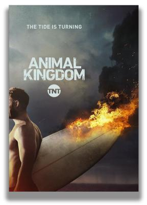 По волчьим законам (2 сезон: 1-4 серия из 10) / Animal Kingdom (2017) WEB-DL 720p | Lostfilm