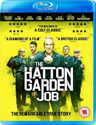 ���������� � ������ ������ / The Hatton Garden Job (2017) BDRip 1080p | iTunes