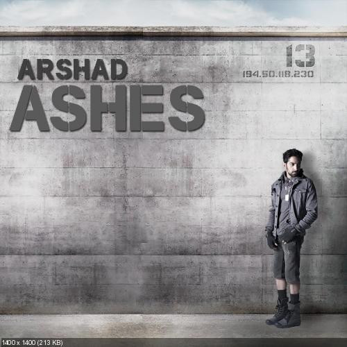 Arshad - Ashes [Single] (2014)