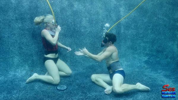 pics Erotic underwater