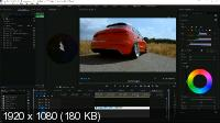 Цветкор в Premiere. Практика 1-2 (2017) Видеокурс