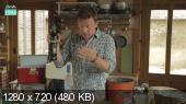 "Джейми Оливер - Коктейль ""Водка Мартини"" - 4 варианта  / Jamie Oliver's Food Tube  (2014) HDTVRip"