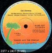 Cat Stevens - Teaser And The Firecat (1971)