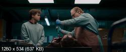 Демон внутри / Вскрытие Джейн Доу / The Autopsy of Jane Doe / 2016 / BDRip 720p / Лицензия