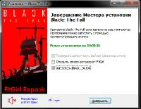 Black The Fall (2017) PC   RePack от FitGirl