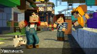 Minecraft: Story Mode - Season Two. Episode 1-5 (2017/RUS/ENG/RePack by R.G. Freedom)