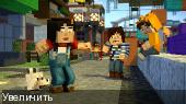 Minecraft: Story Mode - Season Two (2017/RUS/ENG/RePack by R.G. Freedom)