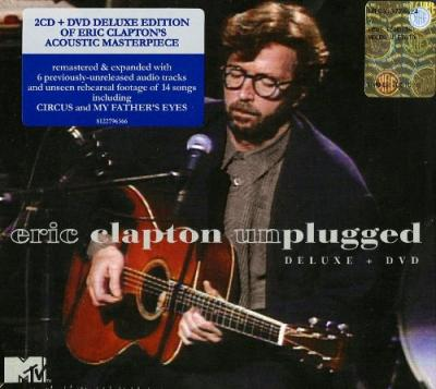 Eric Clapton - Unplugged (Remastered, Deluxe Edition, 2 CD) - 2013 | FLAC