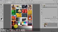 Экспресс-настройка цвета в Photoshop. (2017) Видеокурс