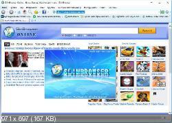 SlimBrowser 8.00 Build 002 - обозреватель интернета