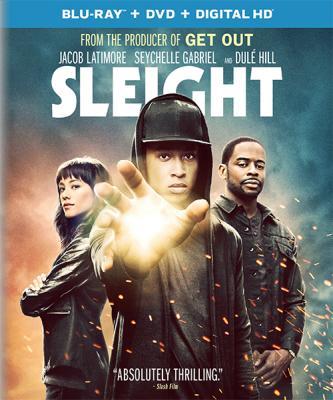 Ловкость / Sleight (2016) BDRip 720p   iTunes