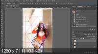 Коррекция перспективных искажений и кадрирование изображения (2017)