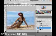 Обработка отпускных фото на отдыхе (2017) HDRip