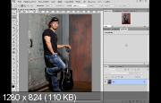 Тонирование в Photoshop в версии CS6 (2017)