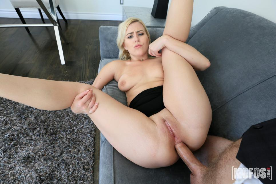 [LetsTryAnal.com / Mofos.com] Summer Day - Hot Blonde Fucks Doctor (01.07.2017) [Anal, Office, Sex, Deep Throat, Doggystyle, Cowgirl, 720p]