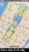 Guru Maps Pro - Офлайн Карты и Навигация v4.0.4 build 504092 [Android]