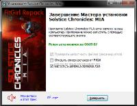Solstice Chronicles: MIA [HotFix] (2017) PC | RePack от FitGirl