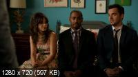 Новенькая / New Girl [Сезон: 4] (2014) WEB-DL 720p | Paramount Comedy