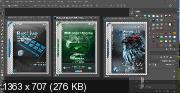 Коллекция PSD исходников для Photoshop by Leha342 (2017)