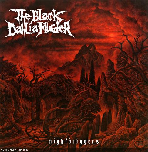 Новый альбом The Black Dahlia Murder