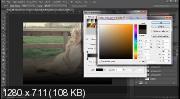 Ванильный эффект для фото (2017) HDRip