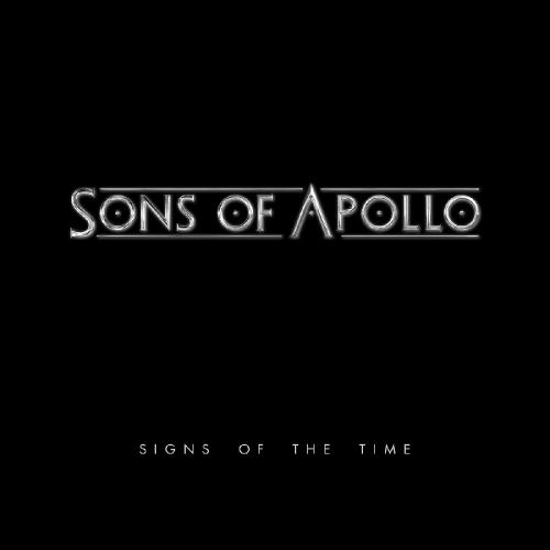 Sons of Apollo - Signs of the Time (Single) (2017)