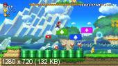 New Super Mario Bros U (2012/RUS/ENG8/MULTI8)