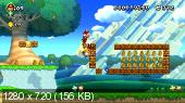 New Super Mario Bros U (2012/RUS/ENG8/MULTI8)