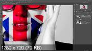 Как наложить текстуру на объект в фотошопе (2017)