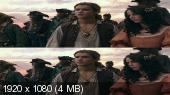 Без черных полос (На весь экран) Пираты Карибского моря: Мертвецы не рассказывают сказки 3D / Pirates of the Caribbean: Dead Men Tell No Tales 3D (BY_AMSTAFF)  Вертикальная анаморфная стереопара