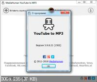 MediaHuman YouTube to MP3 Converter (Portable)
