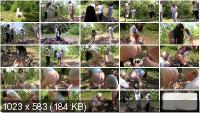 Defecation: (MilanaSmelly) - Combat girls learn self-defense [HD 720p] - Scat, Group