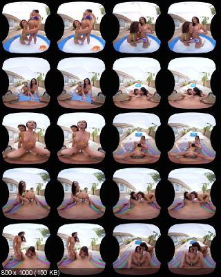 NaughtyAmericaVR: Adriana Chechik, Ariana Marie (After School / 11.06.2018) [Oculus | SideBySide]