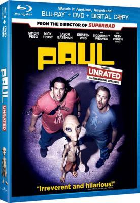 Пол: Секретный материальчик / Paul (2011) BDRip 1080p   EXTENDED