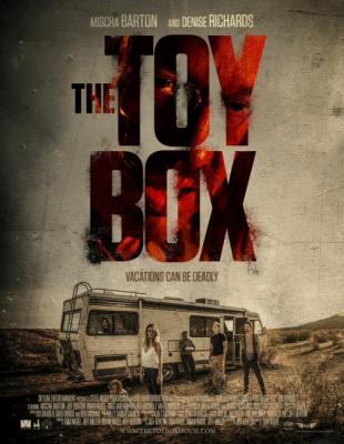 Фургон смерти / The Toybox (2018) WEB-DL 1080p | HDRezka Studio