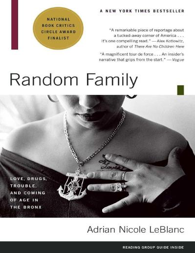 Random Family Love, Drugs, Trouble, and Coming of Age in the Bronx