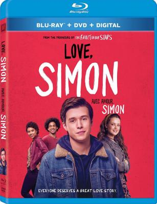 � �������, ������ / Love, Simon (2018) BDRip 1080p | iTunes