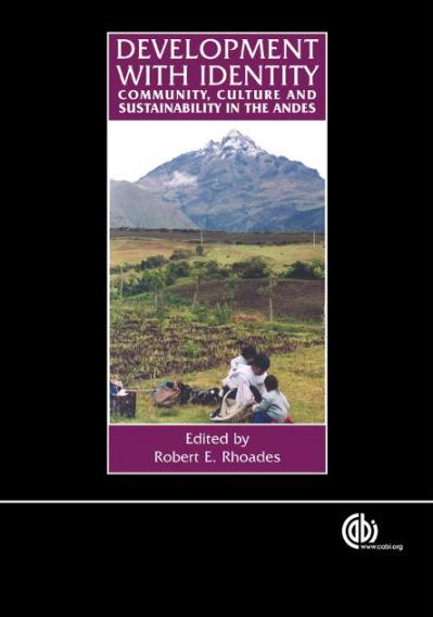 Development with identity community, culture and sustainability in the Andes