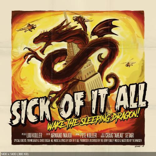 Sick Of It All - Wake The Sleeping Dragon (2018)